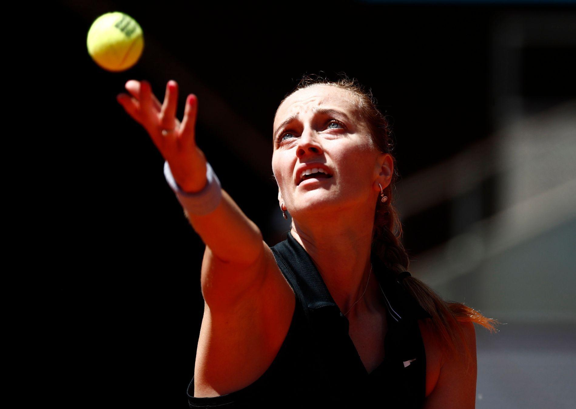 Kvitová – Piterová. Češka začíná sezonu na trávě proti polské kvalifikantce
