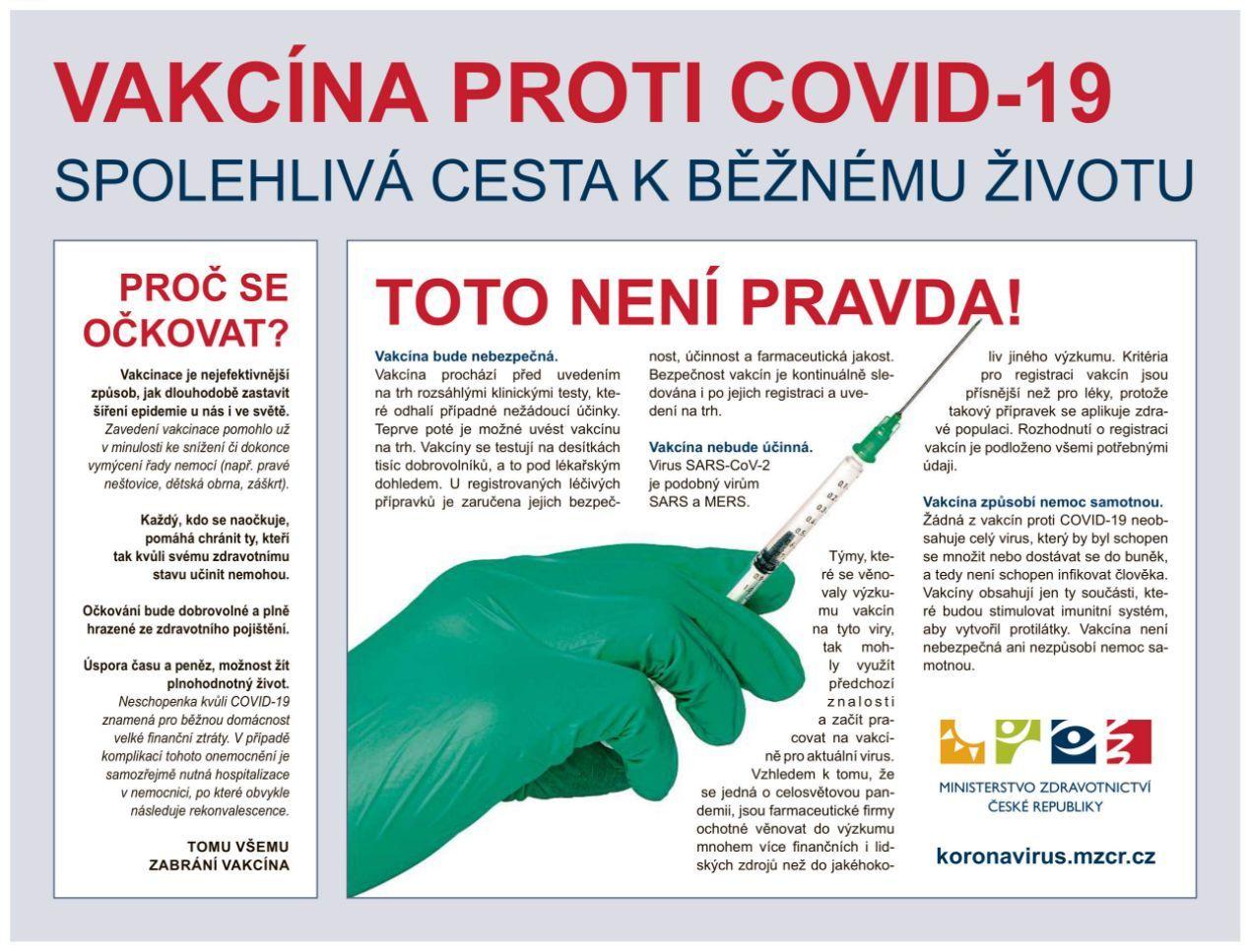 Inzerát o očkování je katastrofální, sežeňte si marketéry, kritizuje Babiš  ministra - Aktuálně.cz
