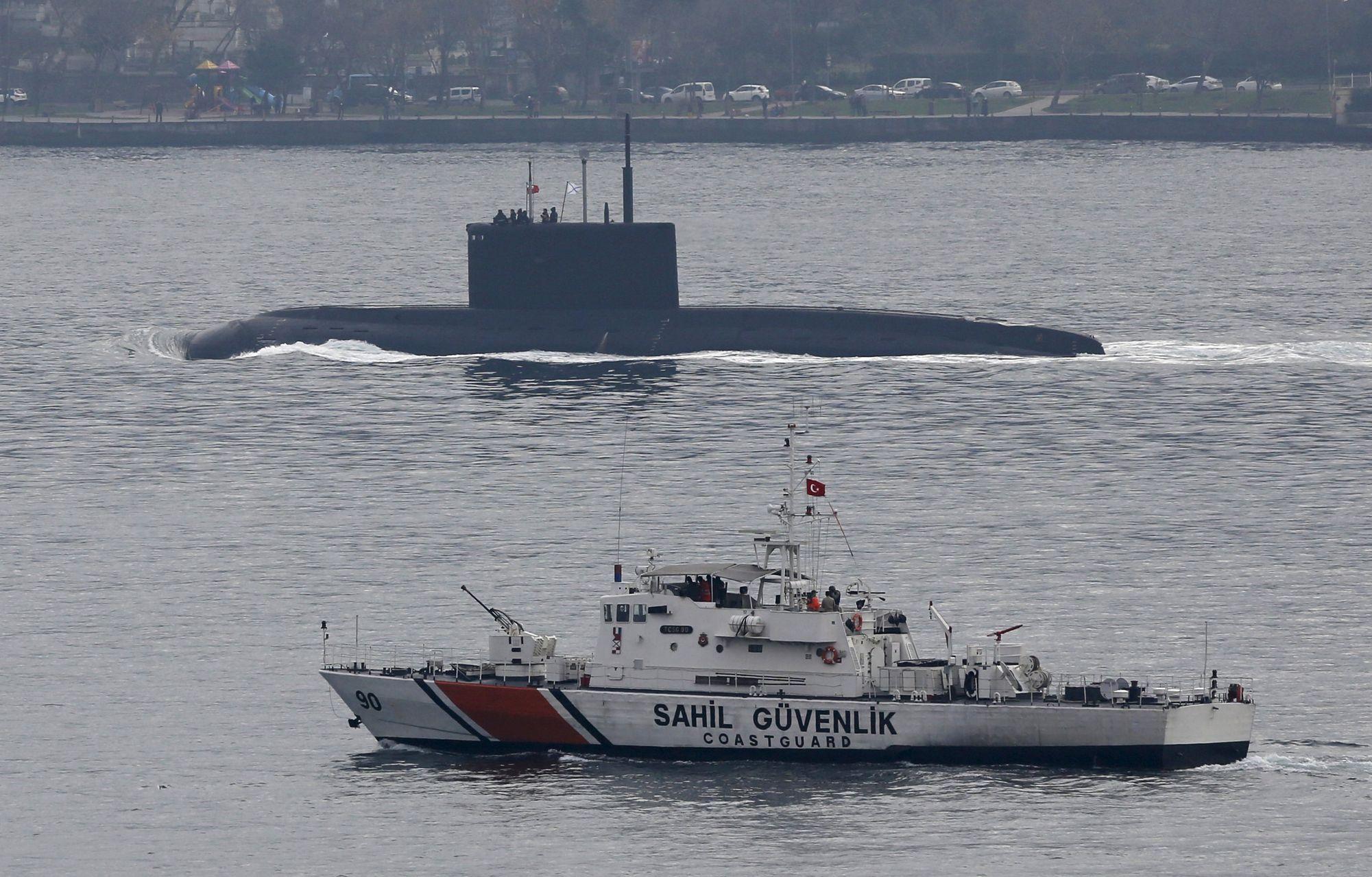 Turecko vybuduje kanál mezi Černým a Marmarským mořem, stavět začne ještě letos