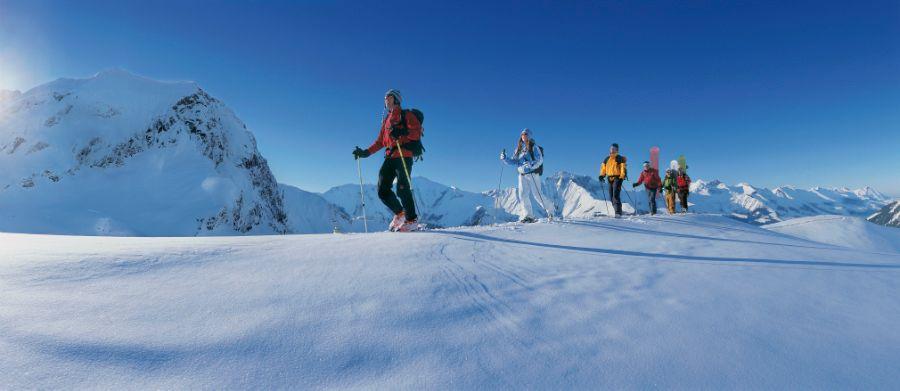 Horská turistika v Adelboden, foto: Schweiz Tourismus/Christof Sonderegger