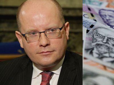 Progresivní zdanění? Střední třída je v ČR velmi chudá, snížíme daně milionům lidí, tvrdí premiér