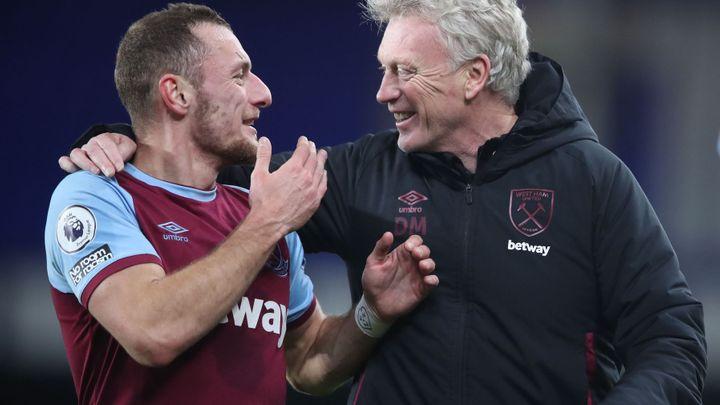 Žádaný Coufal. West Ham podepsal s českou oporou novou tříletou smlouvu s opcí; Zdroj foto: Reuters