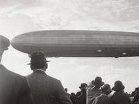Foto: Legenda, která obletěla svět. Unikátní historické snímky vzducholodi Zeppelin