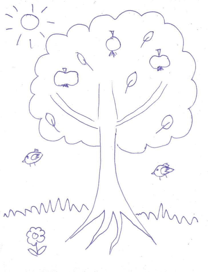 Co O Vas Na Vyberku Prozradi Kresba Stromu Studenta Cz