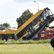 V Otrokovicích vyjel trolejbus na sloup. Pět lidí se vážně zranilo, přiletěl vrtulník