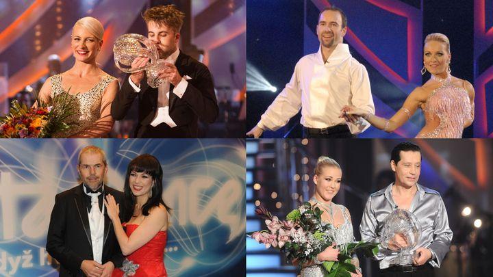 StarDance ...když hvězdy tančí: Pamatujete, kdo vyhrál předchozí ročníky?