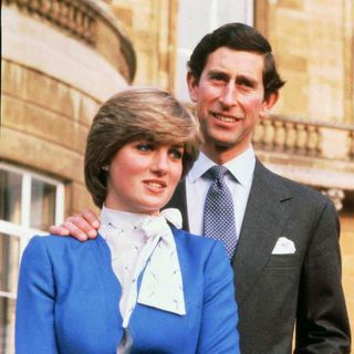 Princ Charles, Lady Diana Spencer