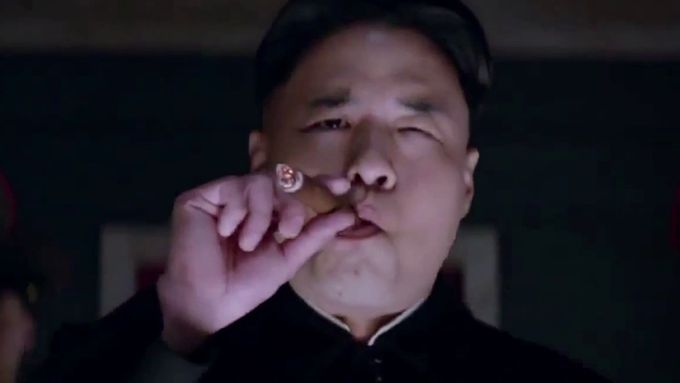Kim čong-un ve filmu The Interview