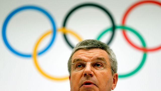 Šéf MOV Thomas Bach