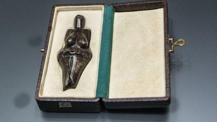 Věstonická venuše měla v hlavě ptačí pírka. Její tělo i prsa jsou z jednoho kusu, zjistili vědci