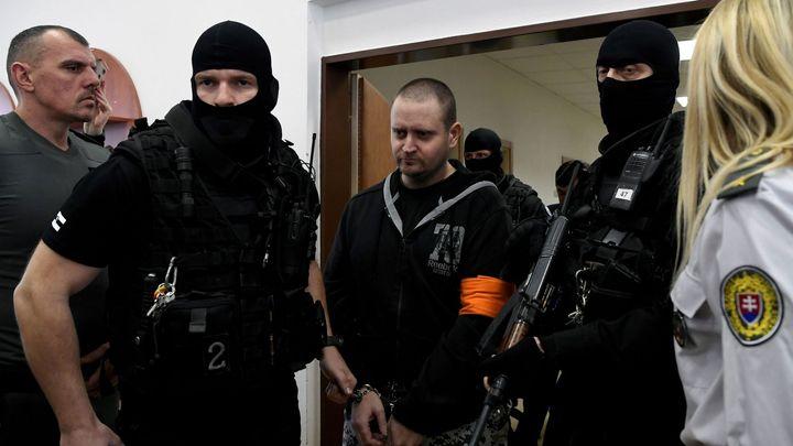 Slovenský nejvyšší soud zpřísnil trest vrahovi Kuciaka. Dostal 25 let vězení