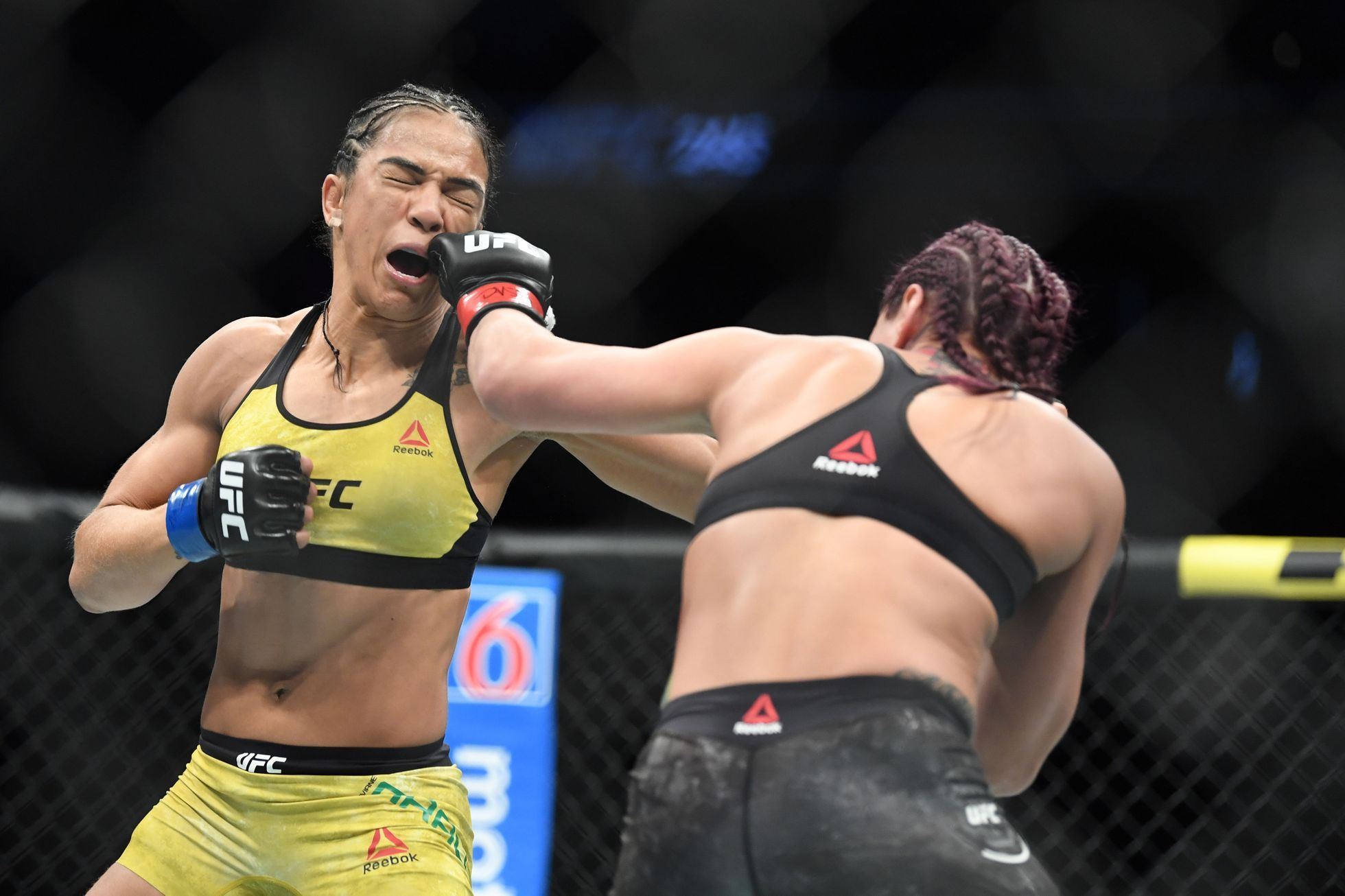 MMA: UFC 245 Eye vs Araujo