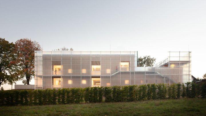 Nejlepší stavbou roku je Mateřská škola Nová Ruda. Nabízí hodně parády za málo peněz