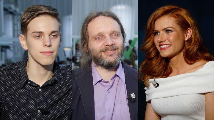 DVTV 10. 5. 2017: Koukalová; boj proti šikaně; schizofrenie
