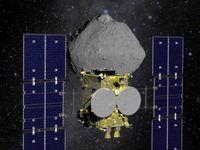 První roboti na asteroidu. Japonci je vyslali k tělesu 280 milionů kilometrů od Země