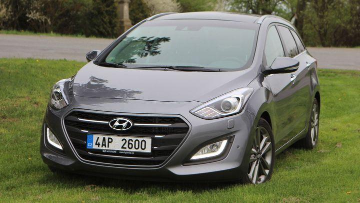 Kombi z Nošovic je teď komfortnější. Test nového Hyundai i30