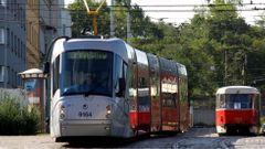 V Praze může vzniknout pět nových tramvajových tratí, ve hře je i nový most přes Vltavu