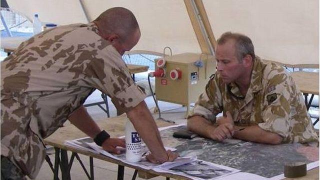Plukovník Westley velel Čechům v Afghánistánu.