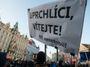 Česko: Kvóty ne! Uprchlíky ne! Někdo jiný ať se o ně postará