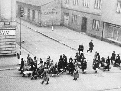Foto: První konvoje smrti. Před 80 lety spustili nacisté deportace Židů z tuzemska