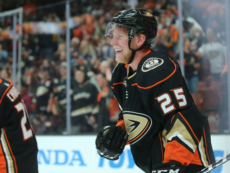 NHL 2017/18: Anaheim Ducks