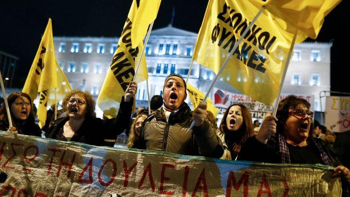 Řecku hrozí pád z eurozóny. Pokud volby nerozhodne strach