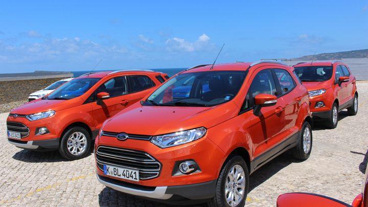Ford po prázdninách začne ofenzívu. Bude i nové Mondeo