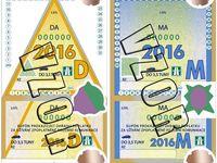Dálniční známky změní podobu. Budou mít jiné barvy i tvary
