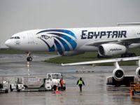 Zřícené letadlo EgyptAir vyslalo těsně před pádem signál o zvýšené teplotě okna u druhého pilota