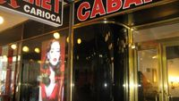The life of a cabaret pamphleteer in Prague