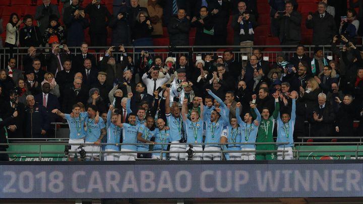 Ligový pohár ovládl znovu klub z Manchesteru. Citizens nedali ve Wembley Arsenalu šanci