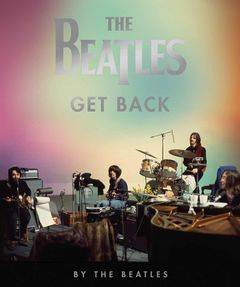 Obal knihy The Beatles: Get Back.