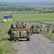 Na východě Ukrajiny najel transportér na minu, osm vojáků bylo zraněno