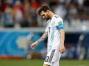 Zklamaný Messi, chorvatská radost i spokojený galský kohout. To byl čtvrtek na fotbalovém šampionátu