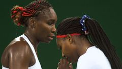 OH 2016, tenis: Serena a Venus Williamsovy, USA