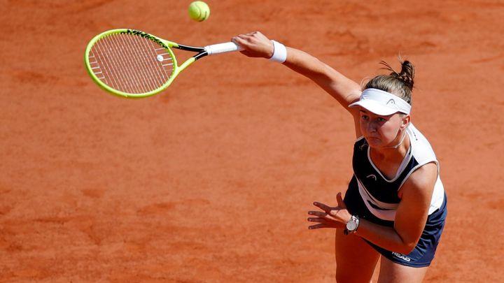 Krejčíková - Stephensová 6:2. Rozjetá Češka v Paříži deptá i grandslamovou šampionku; Zdroj foto: Reuters