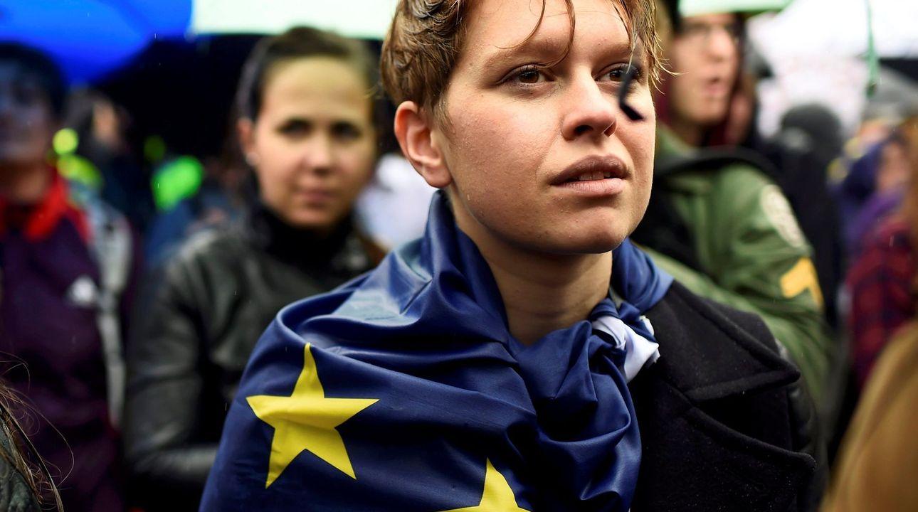 Trauma, které nekončí. Brexit už Brity unavuje, radši se o něm nebaví, popisují Češi
