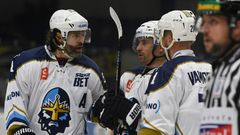 Jagr and Plekanec helped to win in Jihlava, Budweis lead the second semi-final