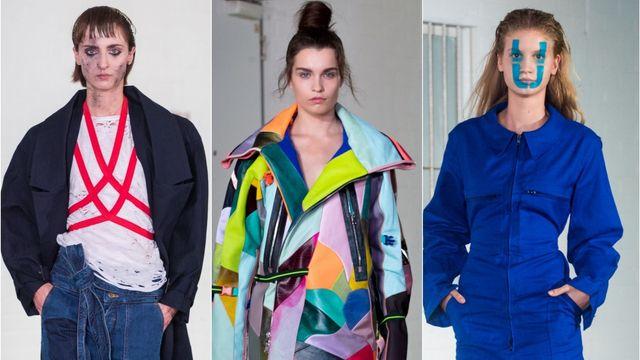 a11a65947ab Prague Fashion Week  Dnešní českou módu inspirují montérky ...