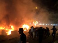 """Islámský stát vítězí. Má obrněné buldozery a """"malé atomovky"""""""