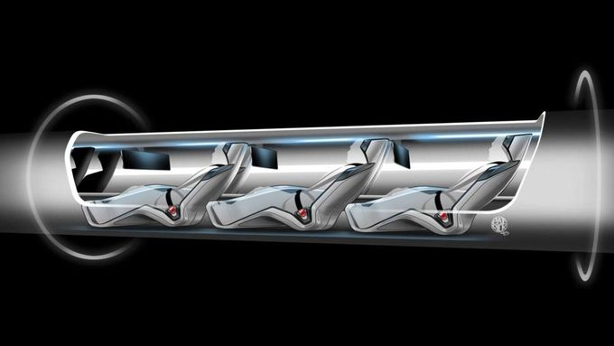 Hyperloop.