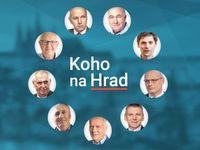 Koho volit na Hrad? Odpovězte na otázky a dozvíte se, kdo je právě váš kandidát na prezidenta