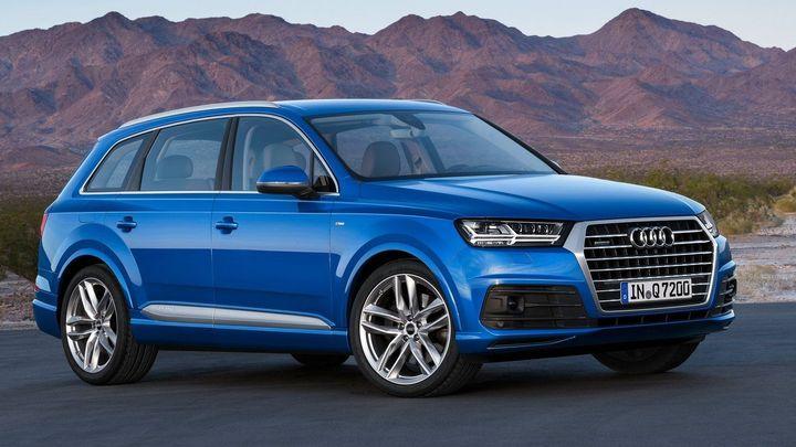 Audi oznámila základní cenu nové Q7. Přijde na 1 579 900 Kč