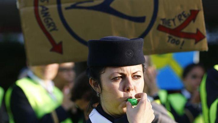 Odbory se s Lufthansou nedohodly, hrozí další stávky