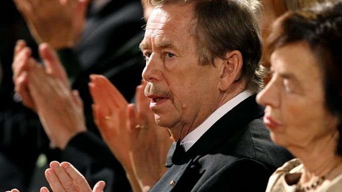 Václav Havel is highly respected among Chinese dissidents.
