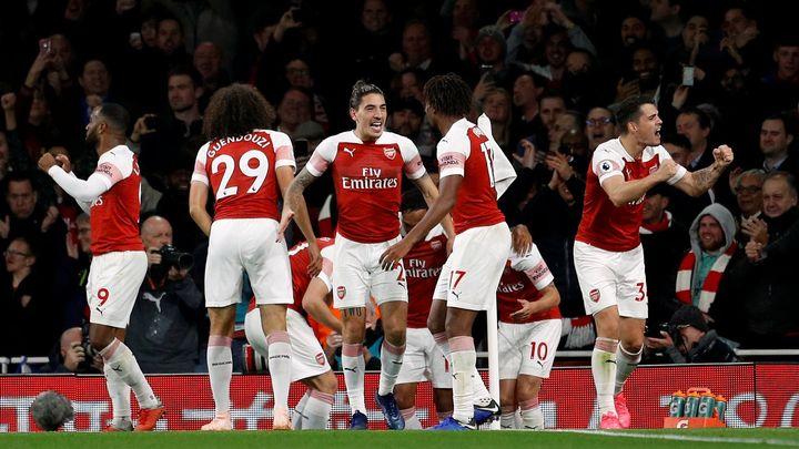 Arsenal se veze na vítězné vlně. Proti Leicesteru však musel dotahovat
