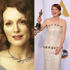 julianne moore, zena