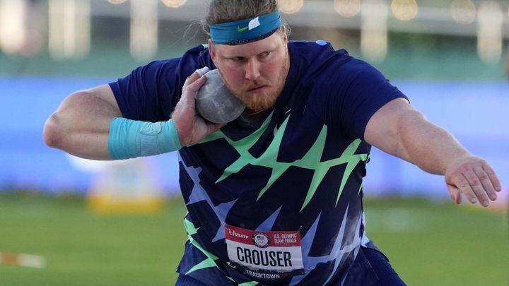 Koulař Crouser poprvé vyhrál Diamantovou ligu, dálkař Juška byl šestý; Zdroj foto: Reuters