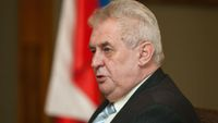 Miloš Zeman plánuje vstup NATO na Ukrajinu. Střet s Rusy.