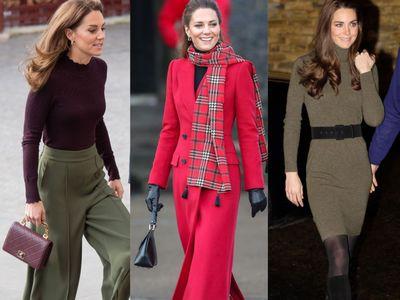 Pokud nelpíte na trendech a máte rádi eleganci, vévodkyně Kate může být vaší inspirací. Podívejte se, co manželka prince Williama nosí na podzim.